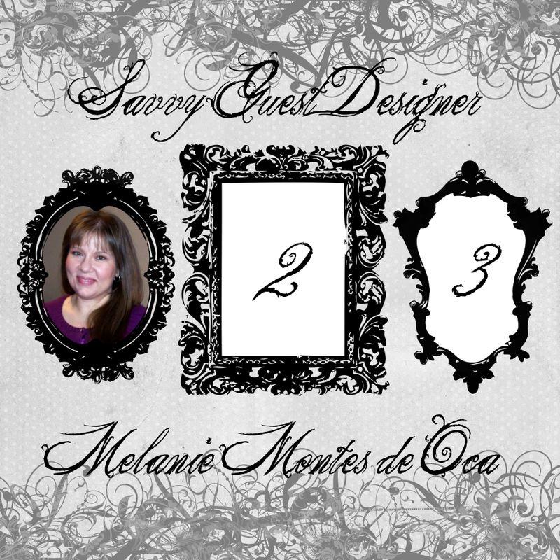 Guest Designers Melanie Montes de Oca