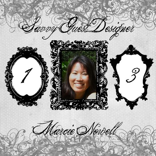 Guest Designers Marcie Nowell