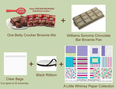 Brownie How To copy