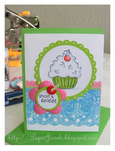 Julie's Card