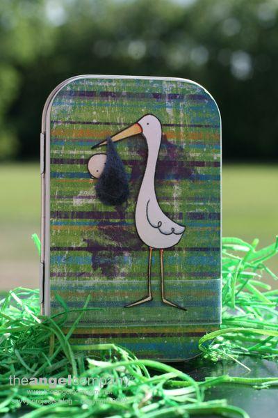 Marcie stork