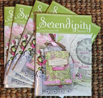 Serendipity 2nd Edition