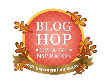 Flavor of Fall Blog Hop Badge