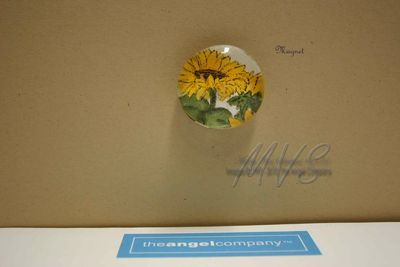 Sunflower-Magnet