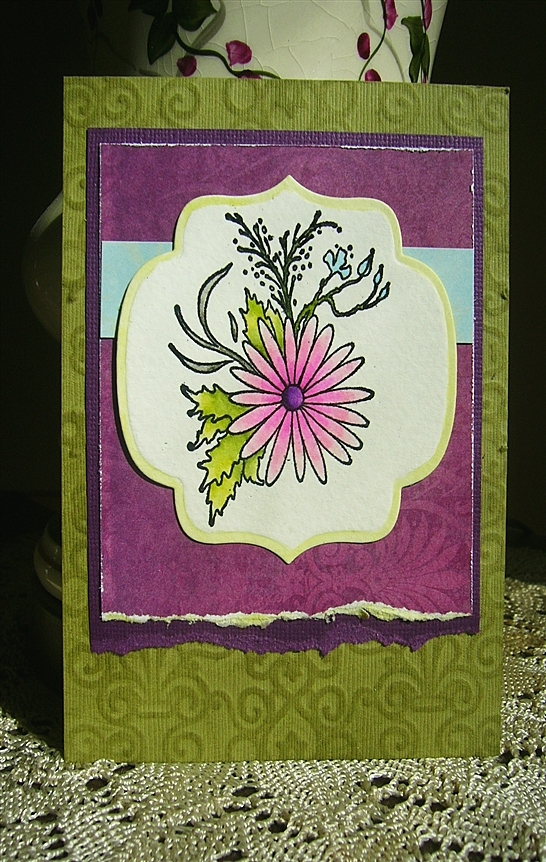 Delicate floral 2