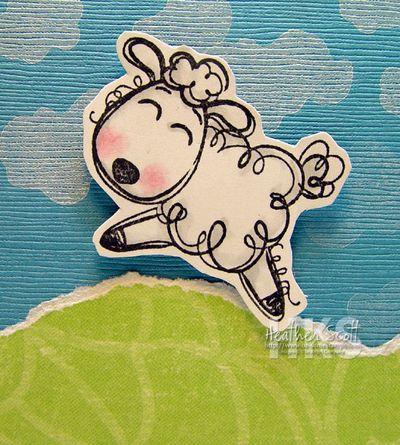 Sheep-detail