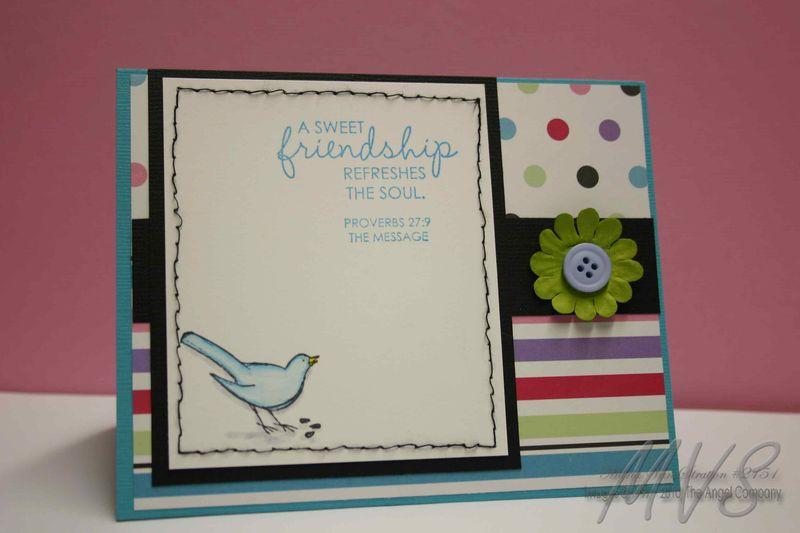 Friendship-Bird