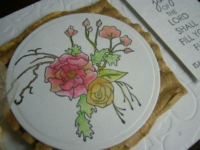 Delicate florals 005