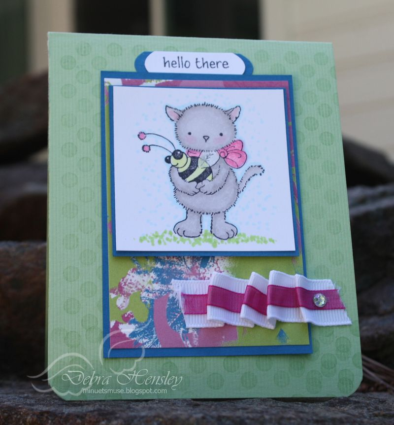Card a day in may copy watermark