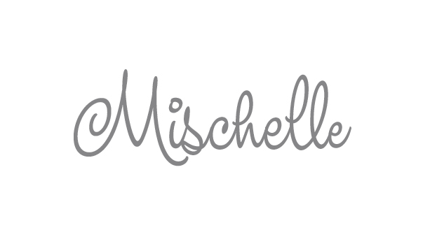Mischelle Smith Blog Signature