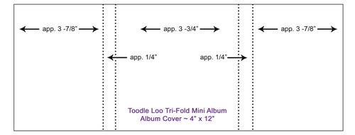 Toodle_loo_tri_fold_mini_album_sk_3